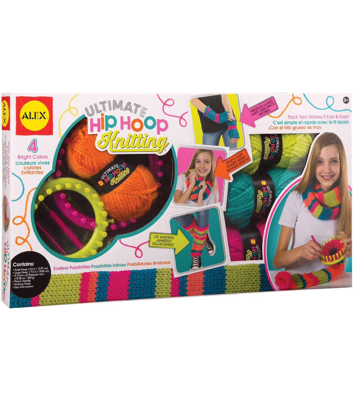 Alex Toys Ultimate Hip Hop Knitting