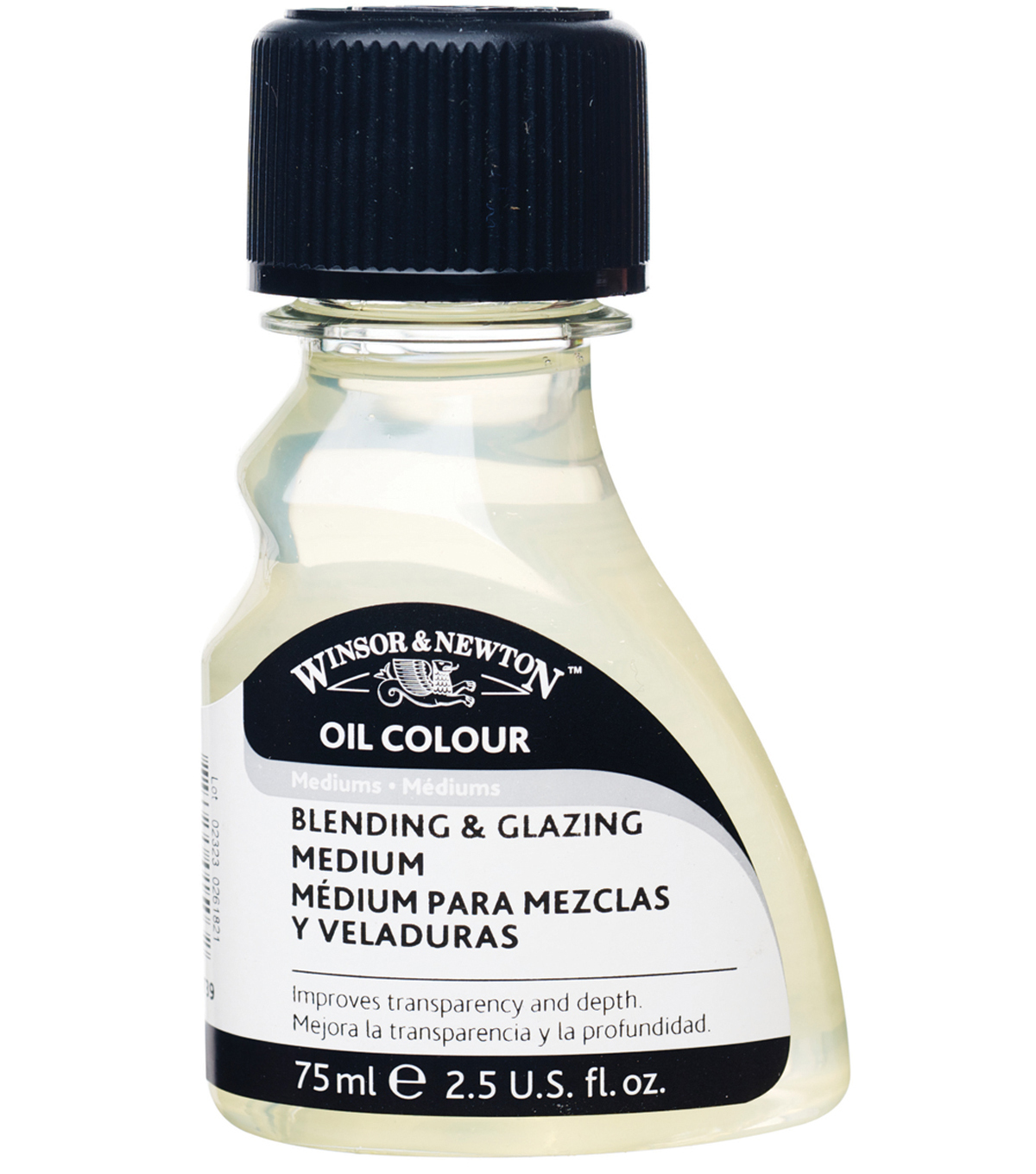 Winsor & Newton Oil Blending & Glazing Medium-75ml