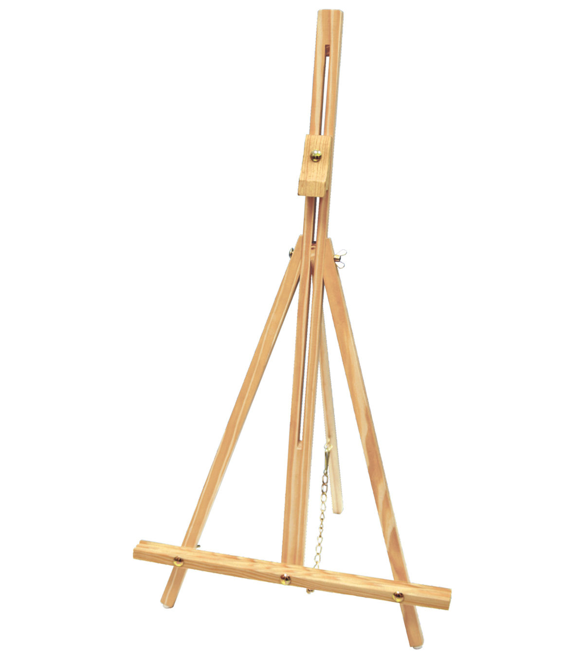 "Simply Art Natural Wood Table Easel-18"" High"