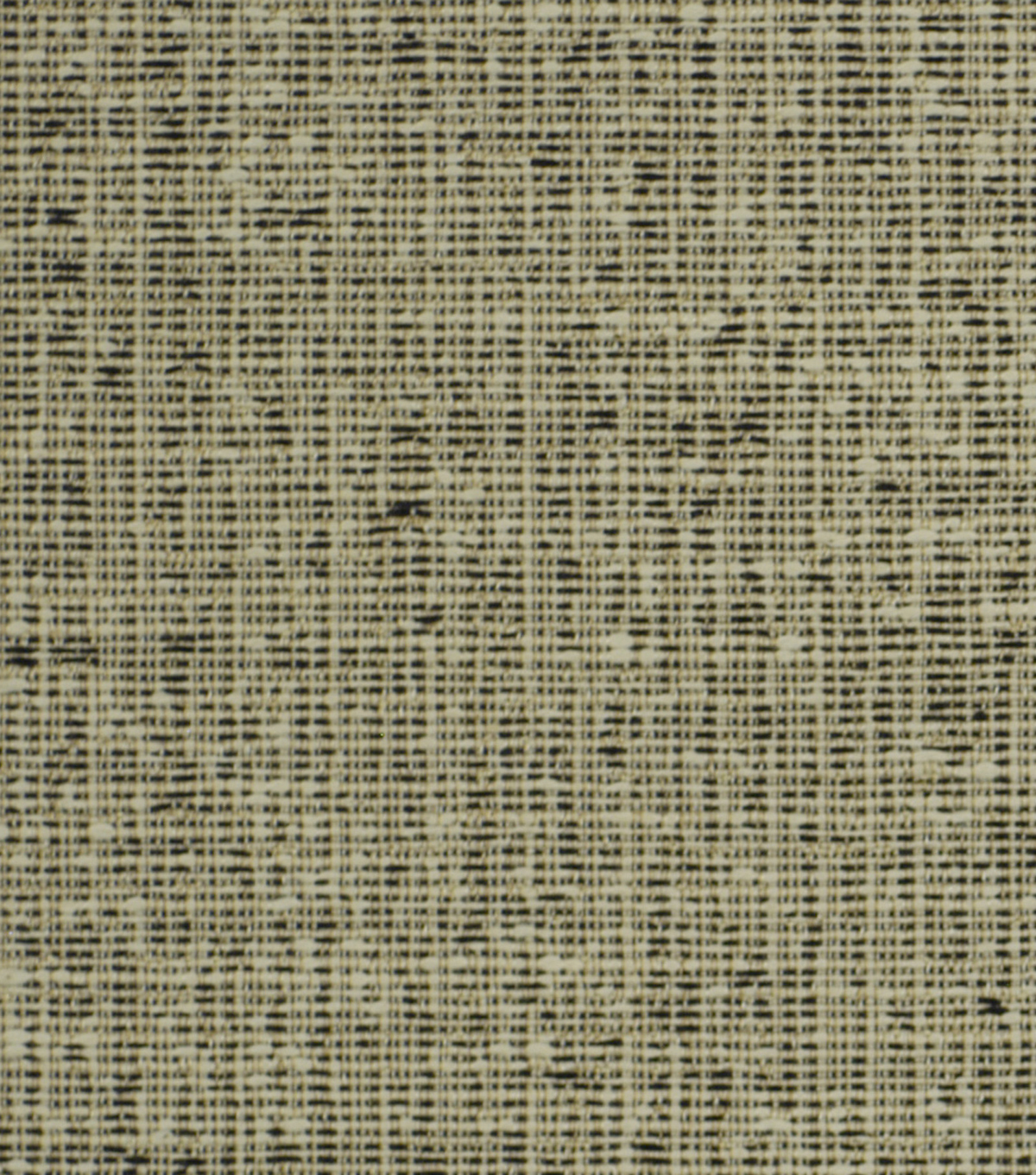 Robert Allen @ Home Upholstery Fabric 54\u0022-Tweedy Natural Black