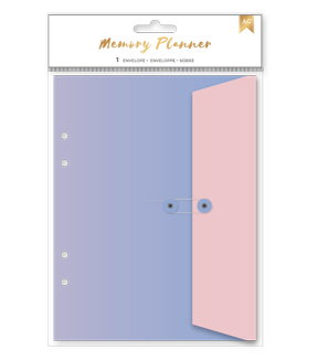 American Crafts™ Memory Planner Pocket Envelope