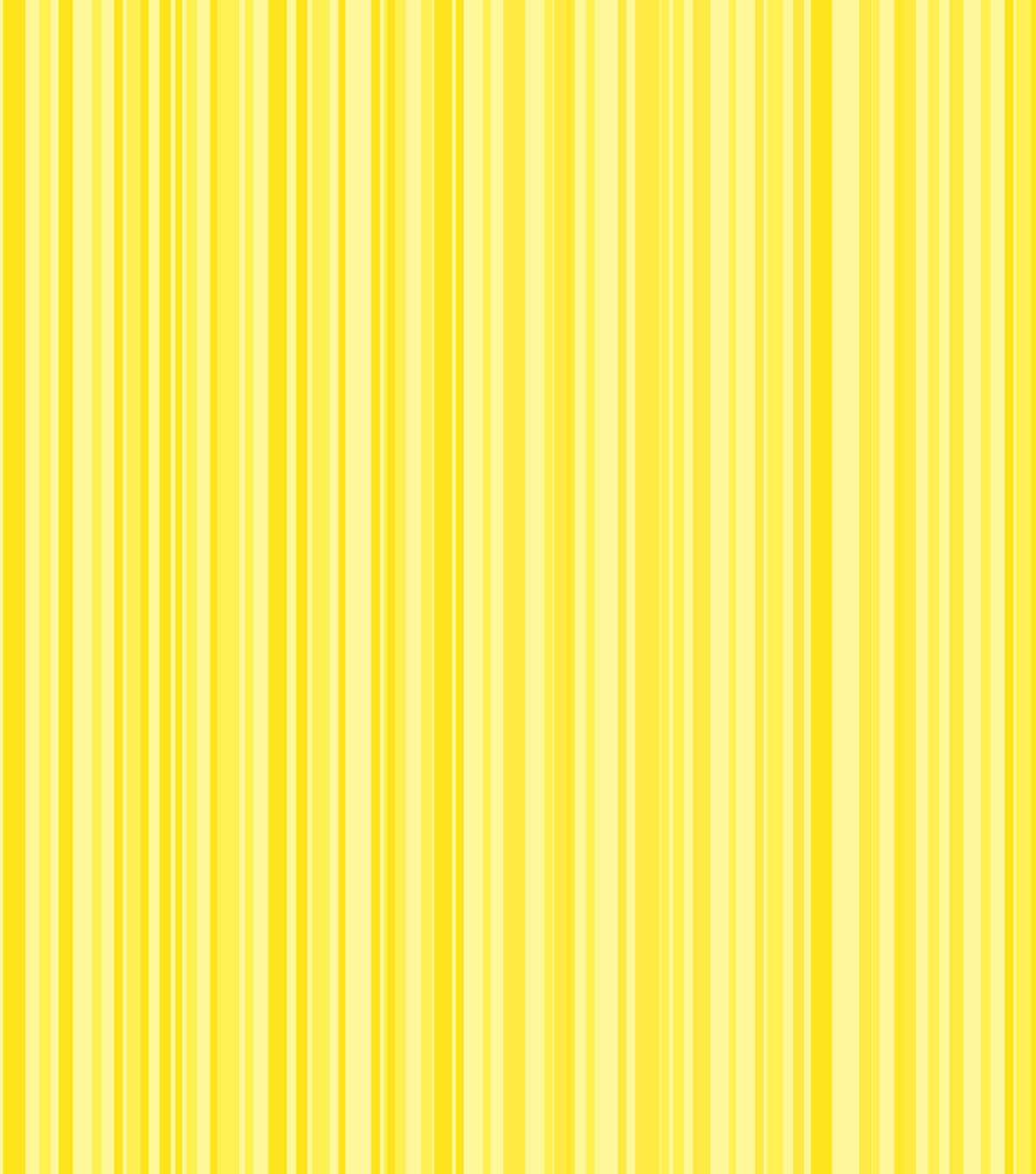 "Core'dinations Core Basics Patterned Cardstock 12""X12""-Yellow Stripe"