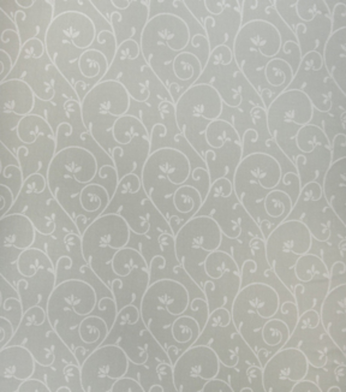 Home Decor 8\u0022x8\u0022 Fabric Swatch-Print Fabric Eaton Square Adina Celadon
