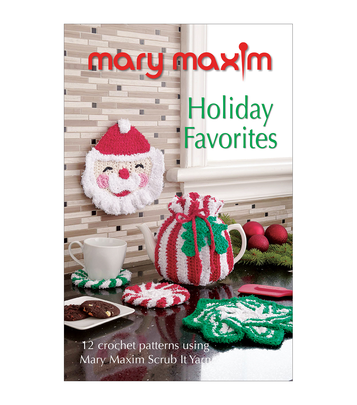 Holiday Favorites - Scrub It Book