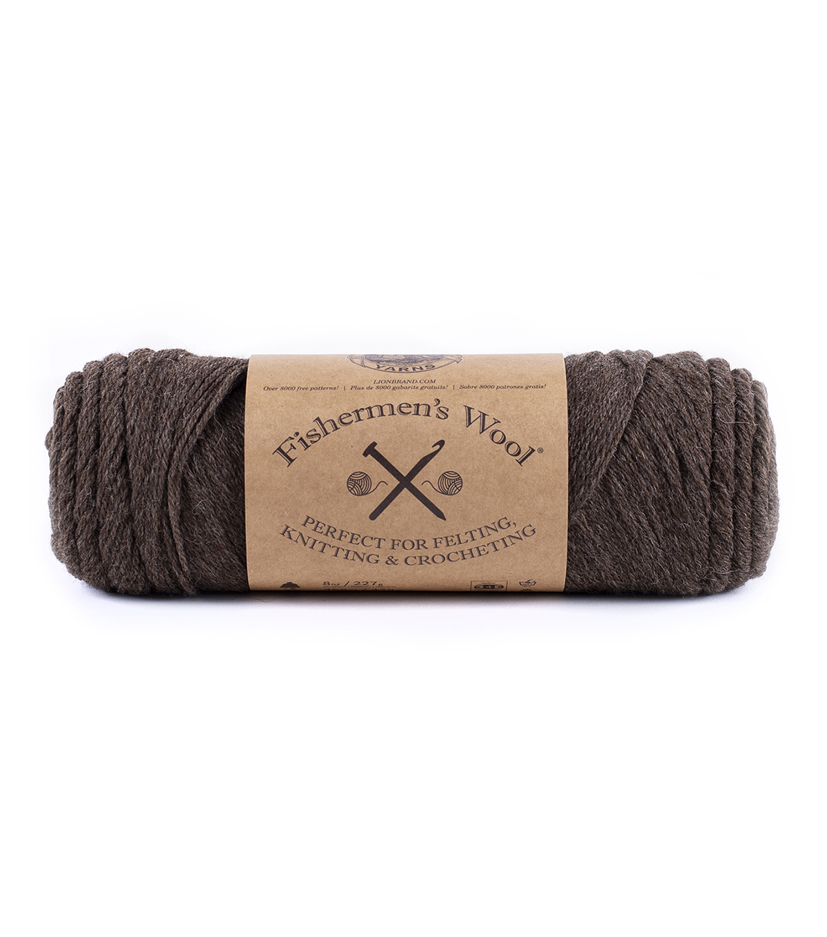 Lion Brand Fishermen\u0027s Wool Yarn