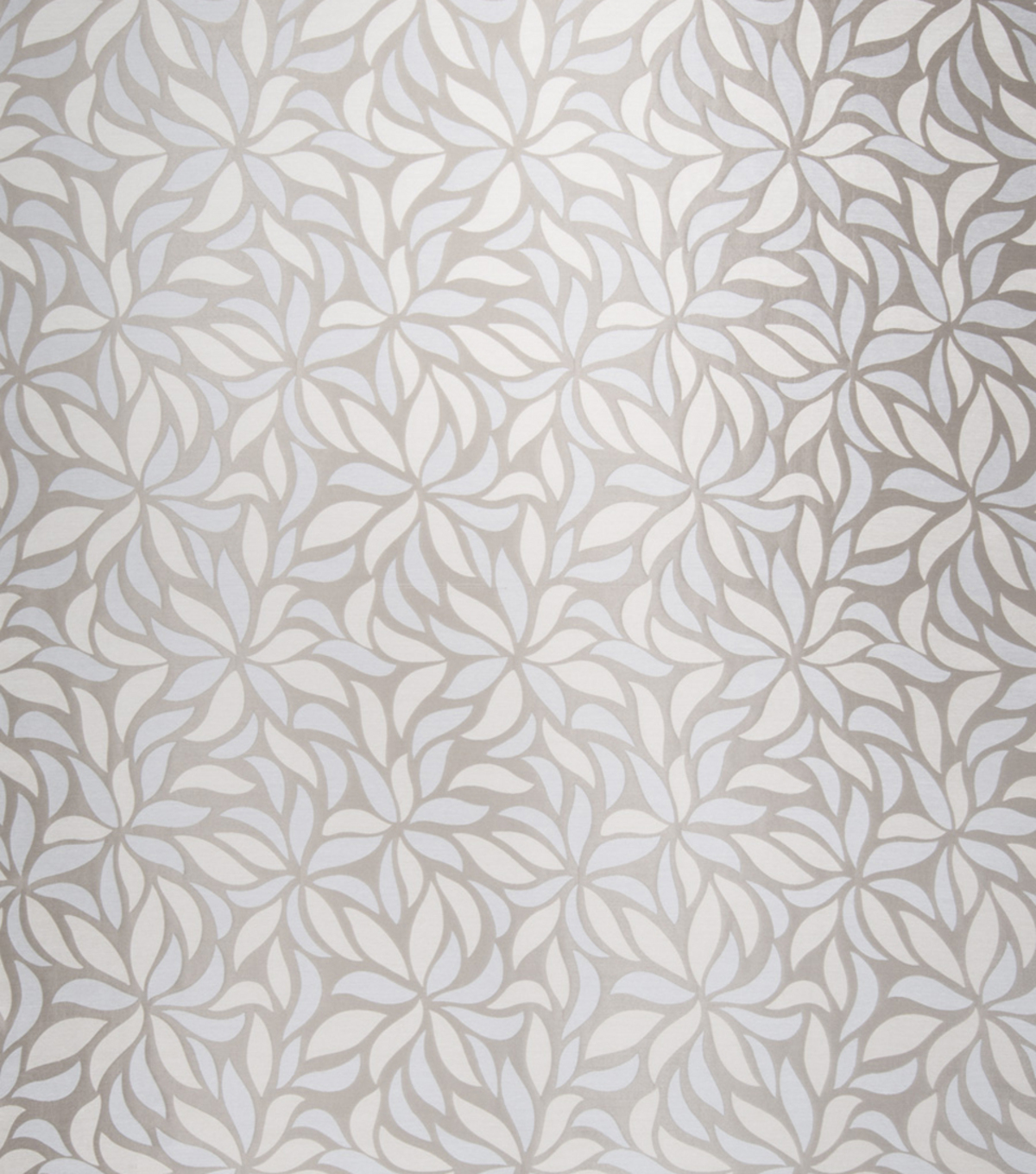 Home Decor 8\u0022x8\u0022 Fabric Swatch-Print Fabric Eaton Square Lewisville Grey