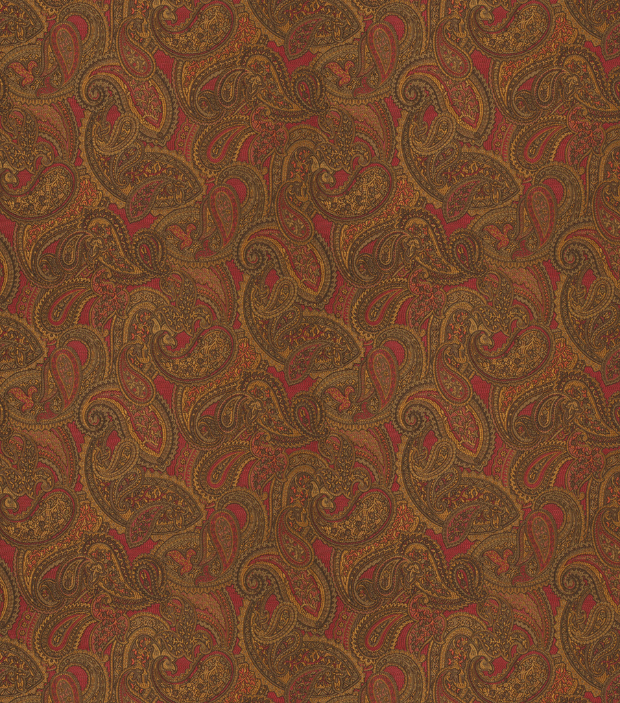 Eaton Square Upholstery Fabric 56\u0022-Jams/Red