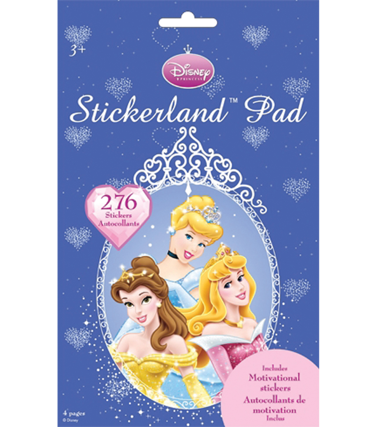 Disney® Princess Sticker Pad