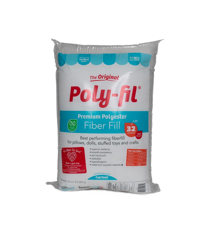Premium Polyester Fiber Fill