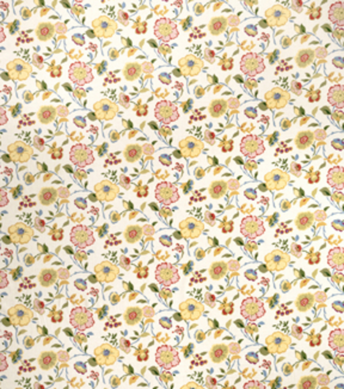 Home Decor 8\u0022x8\u0022 Fabric Swatch-Upholstery Fabric SMC Designs Fairlawn Candy