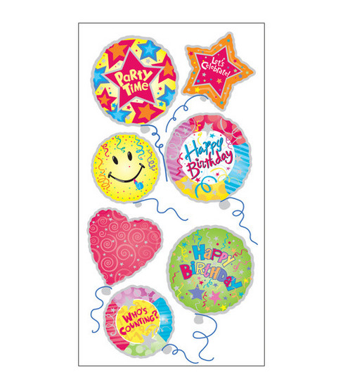 Sandylion Dimensional Stickers-Balloons