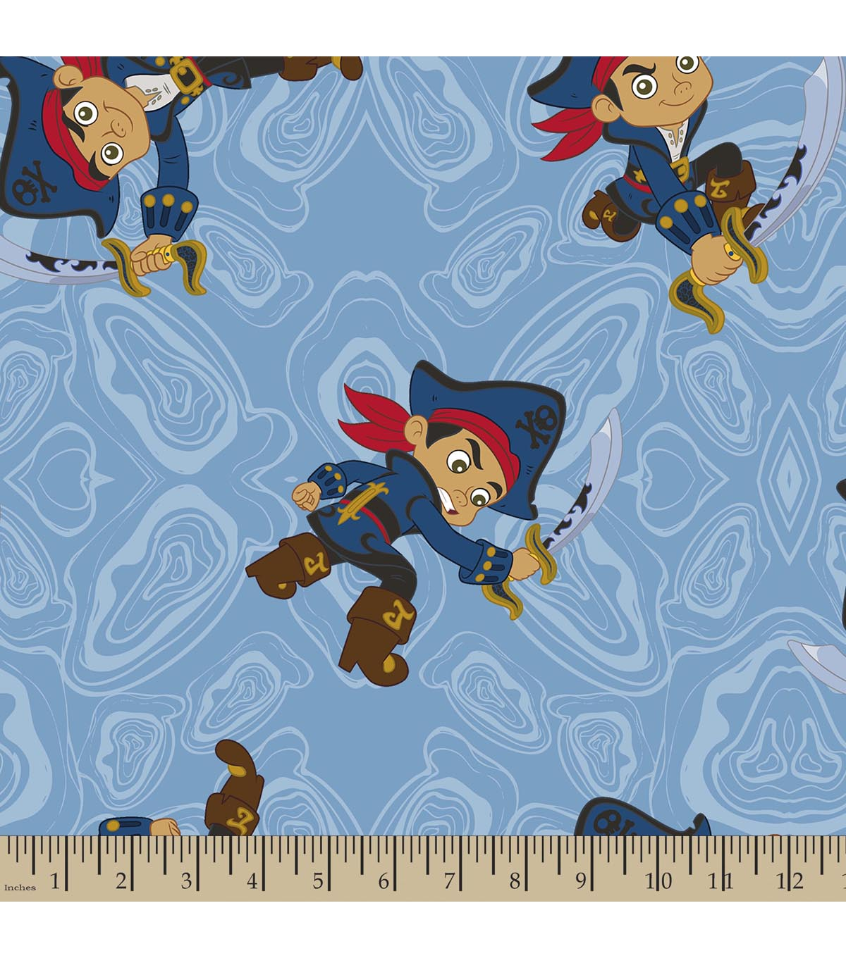 Disney® Junior Jake and the Neverland Pirates-Never Seas