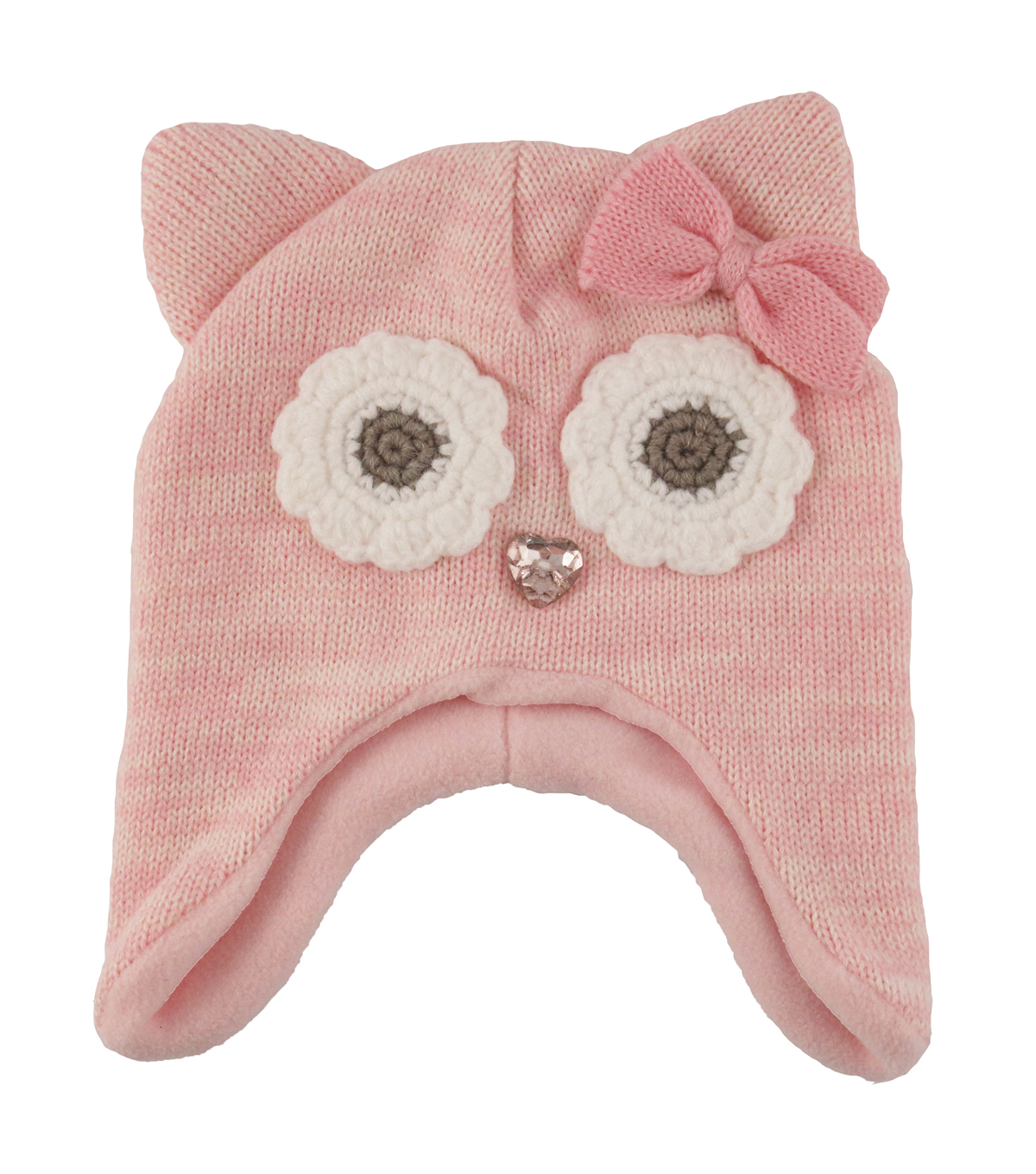 Critter Collection Owl Hat