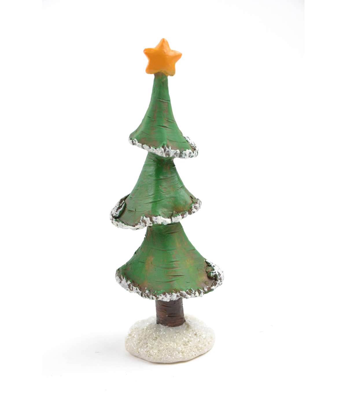 Maker\u0027s Holiday Littles Resin Tree with Star