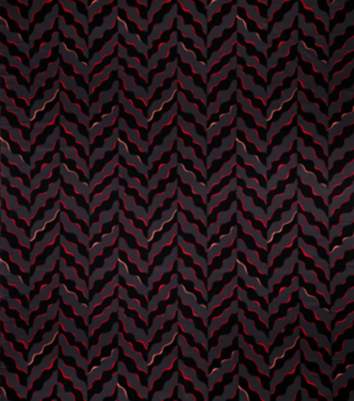 Home Decor 8\u0022x8\u0022 Fabric Swatch-Eaton Square Timbers Black And Bright
