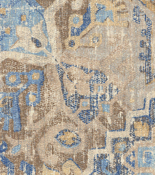 Waverly Upholstery Fabric 54\u0027\u0027-Luna Pradesh Palace