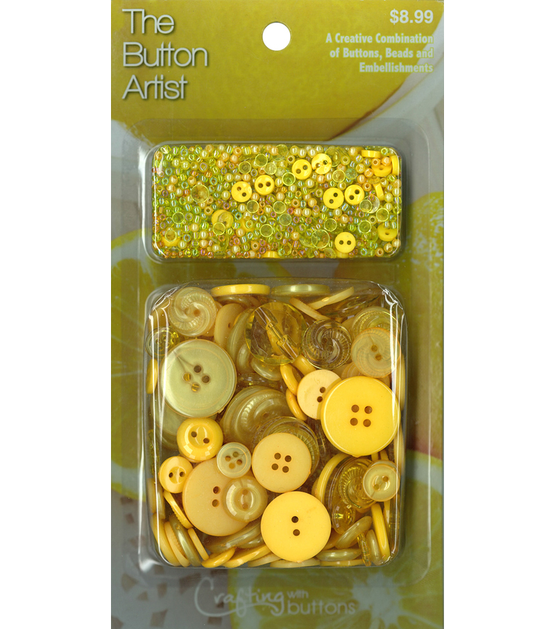 The Button Artist Buttons & Beads Sun
