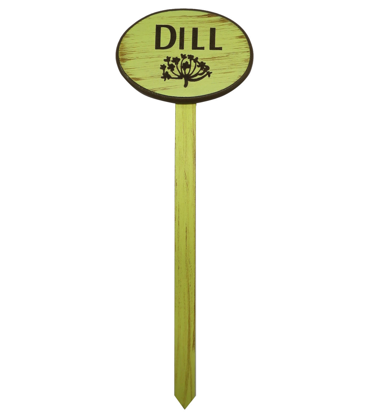 In The Garden 12\u0027\u0027 Sign Pick-Dill