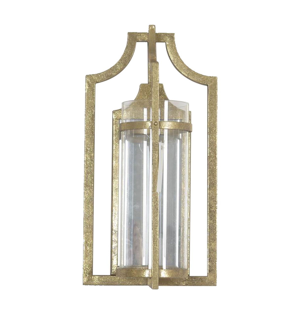 Fall Into Color Sconce-Gold