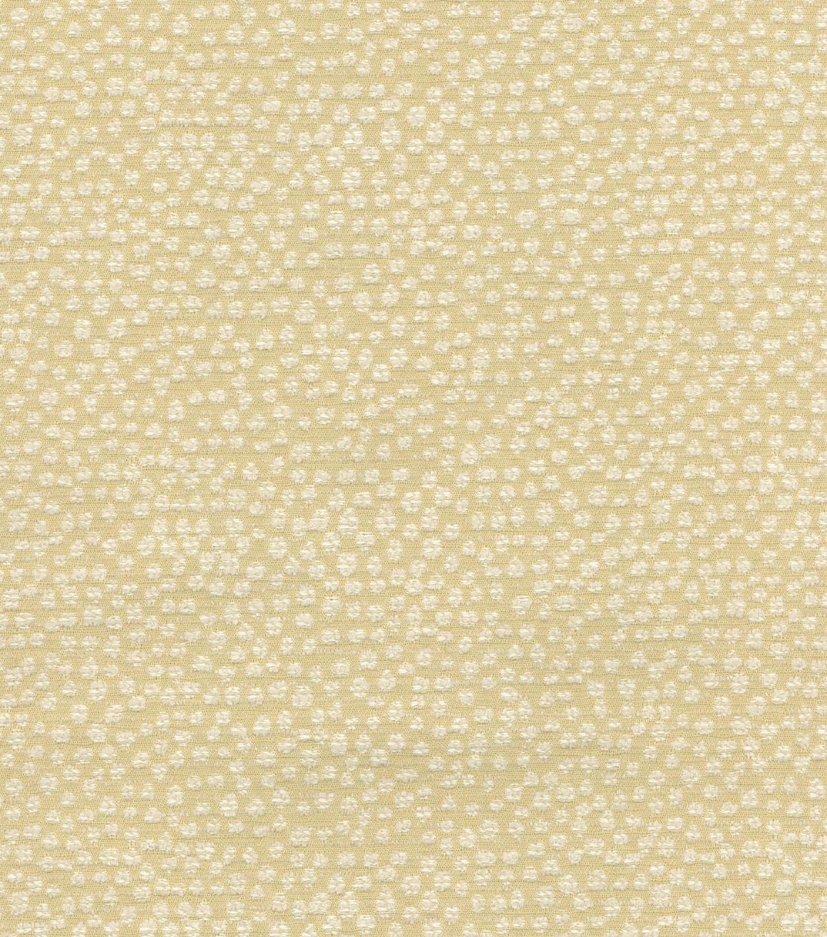 "Home Decor 8""x8"" Swatch Fabric-Waverly Pebble Sandstone"