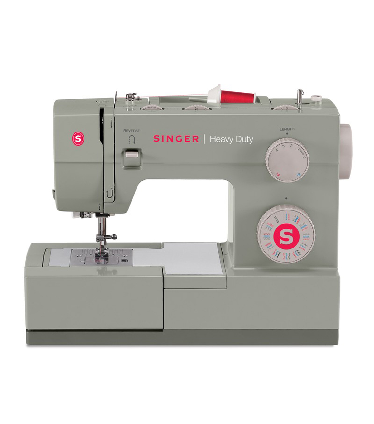 Singer 4452 - Heavy Duty Sewing Machine | JOANN : buying a sewing machine for quilting - Adamdwight.com