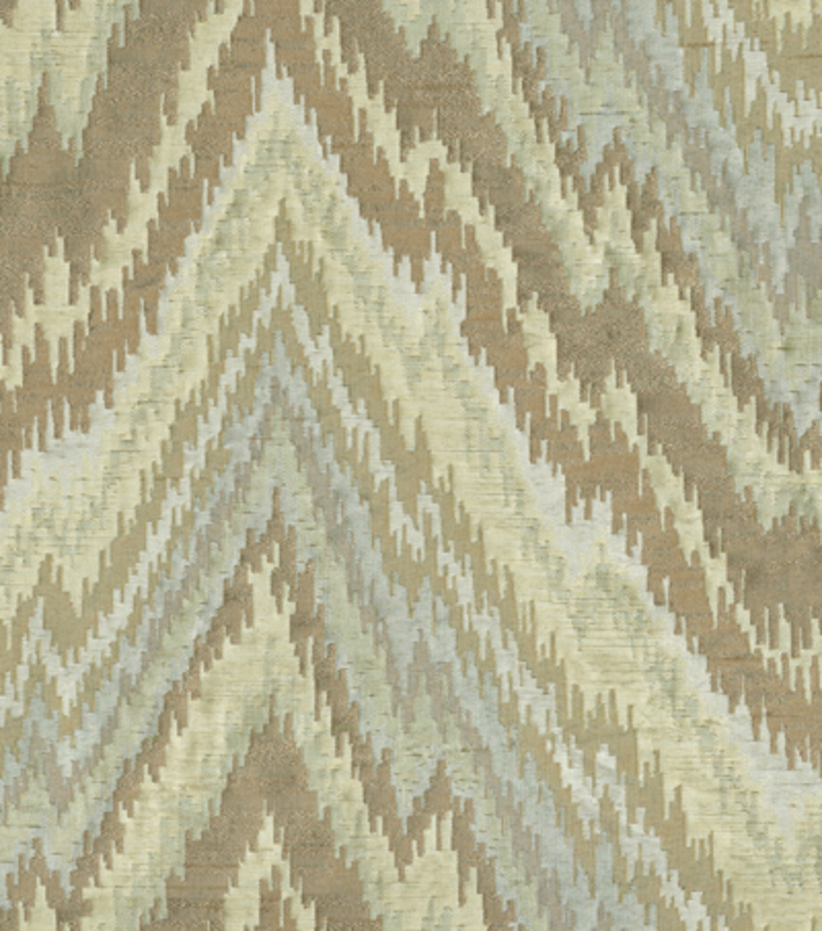 Home Decor 8\u0022x8\u0022 Fabric Swatch-Upholstery-Finnie Flamestitch/Lemongrass