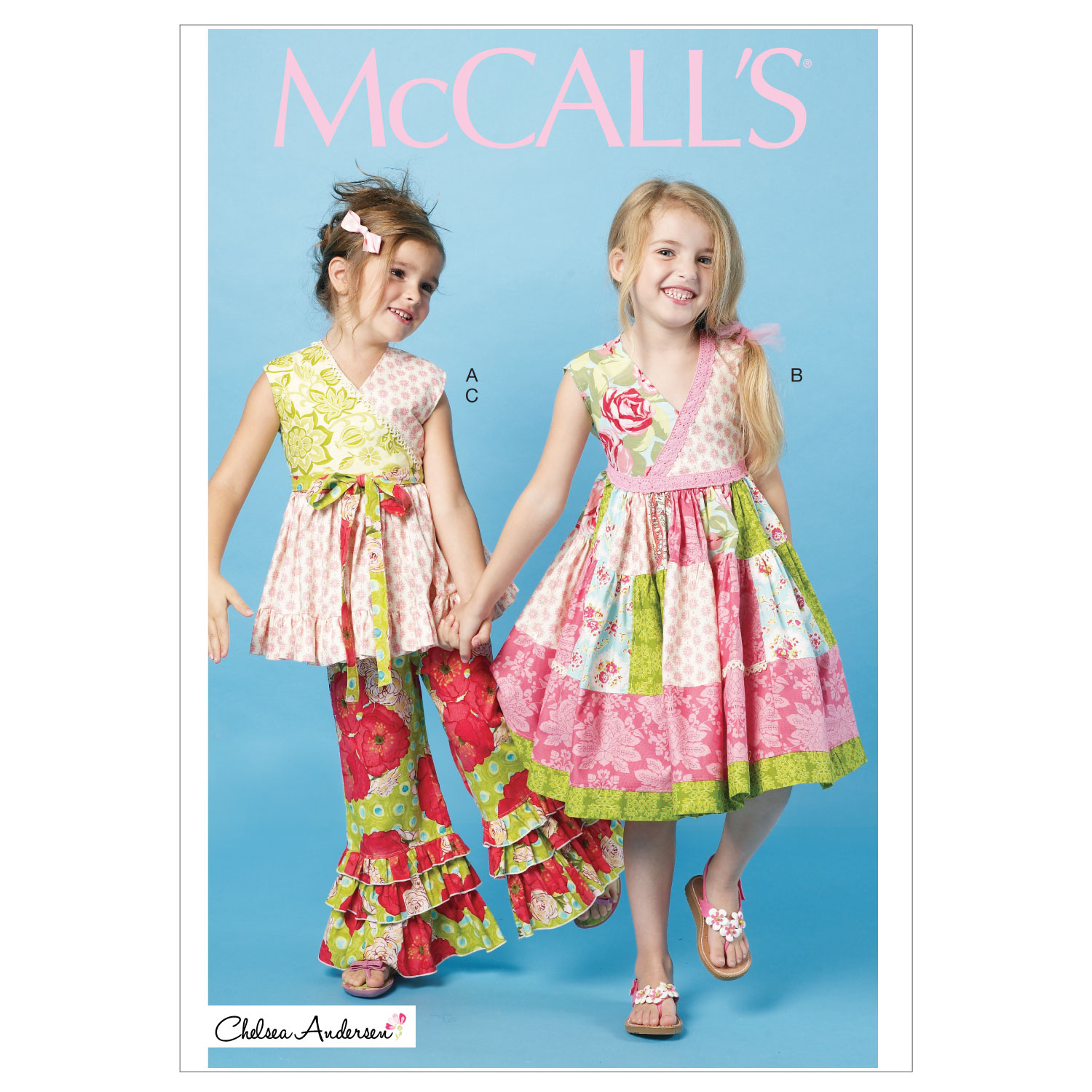 McCall\u0027s Child Casual-M6497