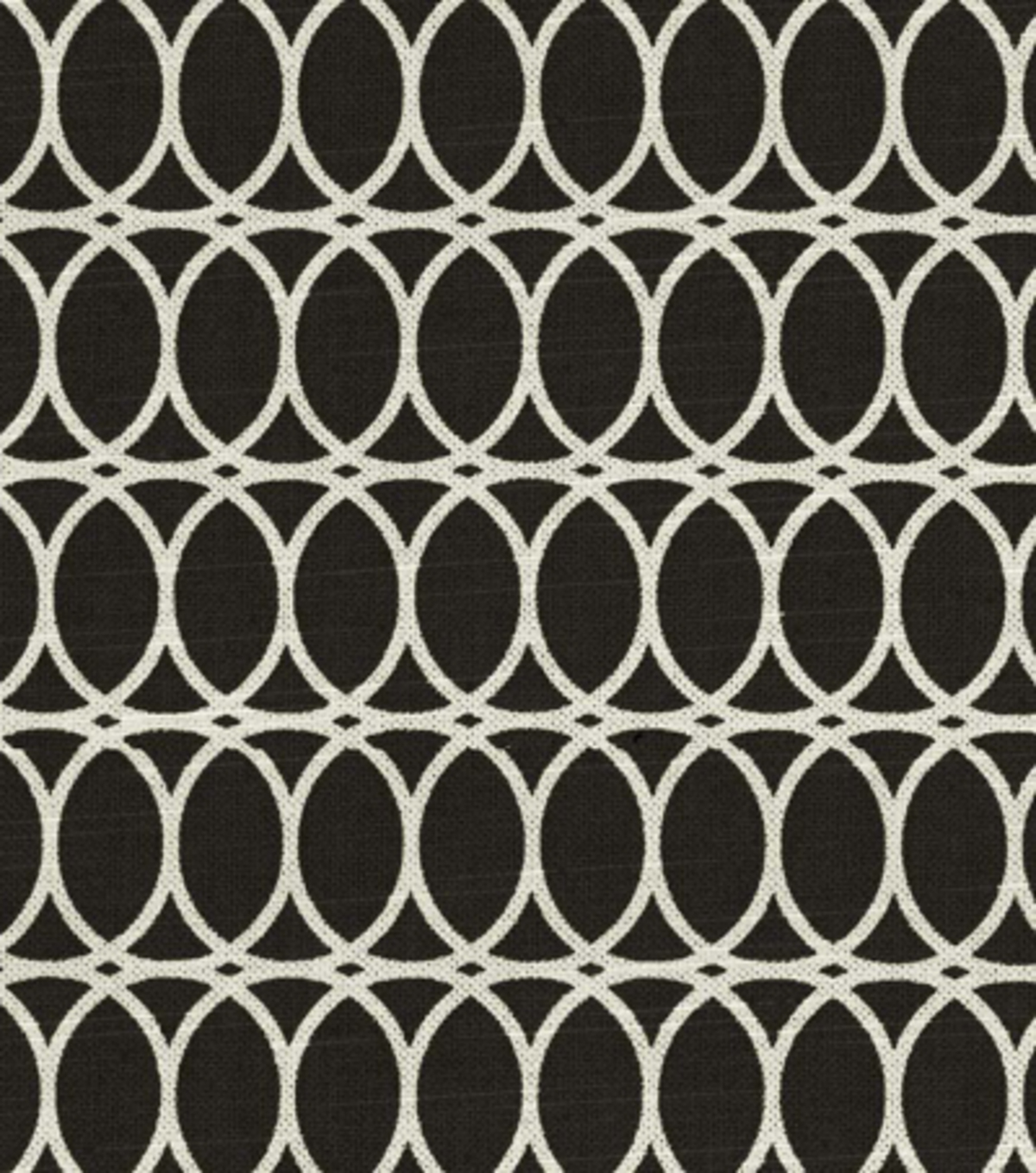 Home Decor 8\u0022x8\u0022 Fabric Swatch-HGTV HOME Curl Up Onyx