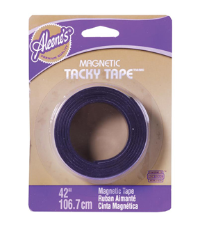 Aleene\u0027s Magnetic Tacky Tape-.625\u0022X42\u0022