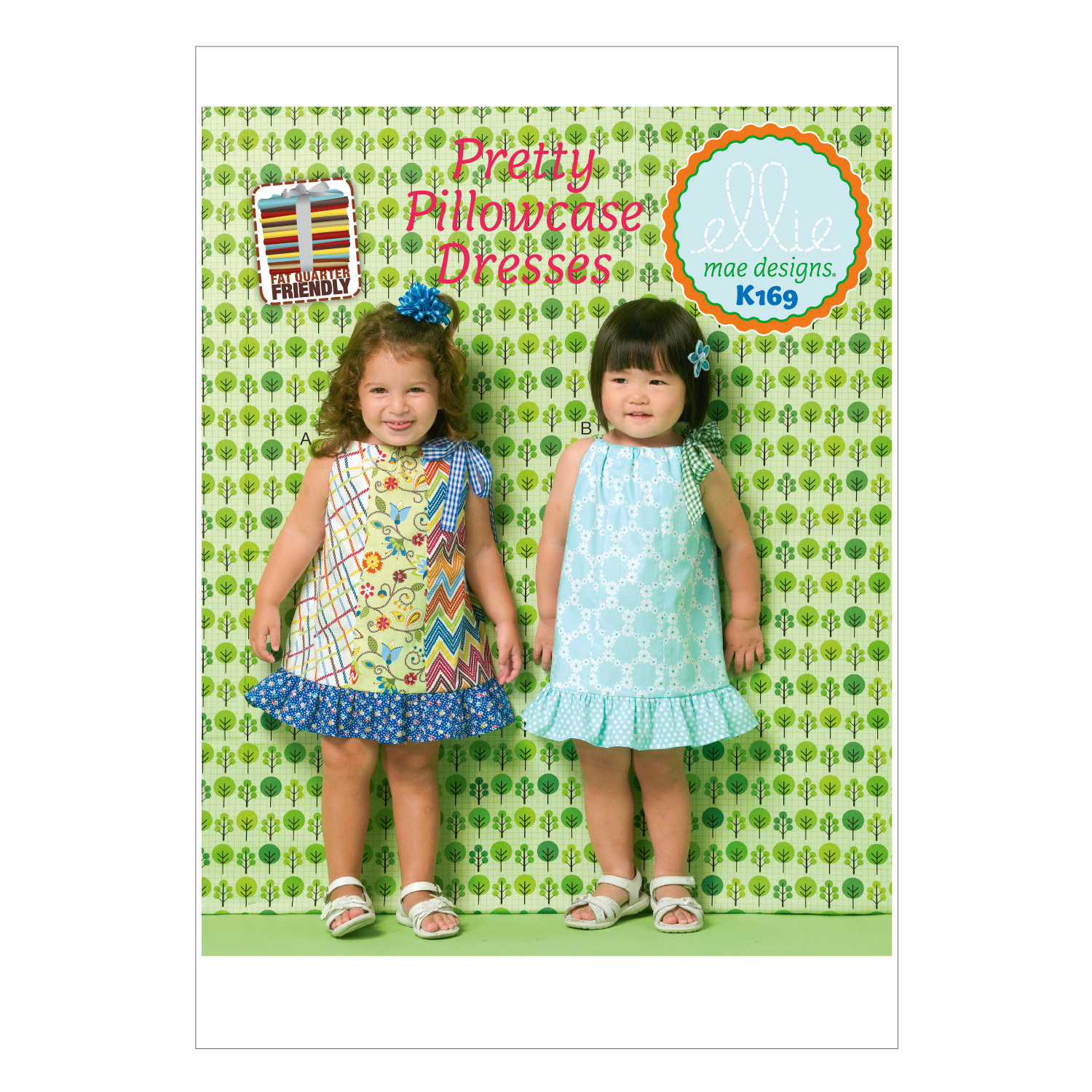 Kwik Sew Toddler Dress-K0169
