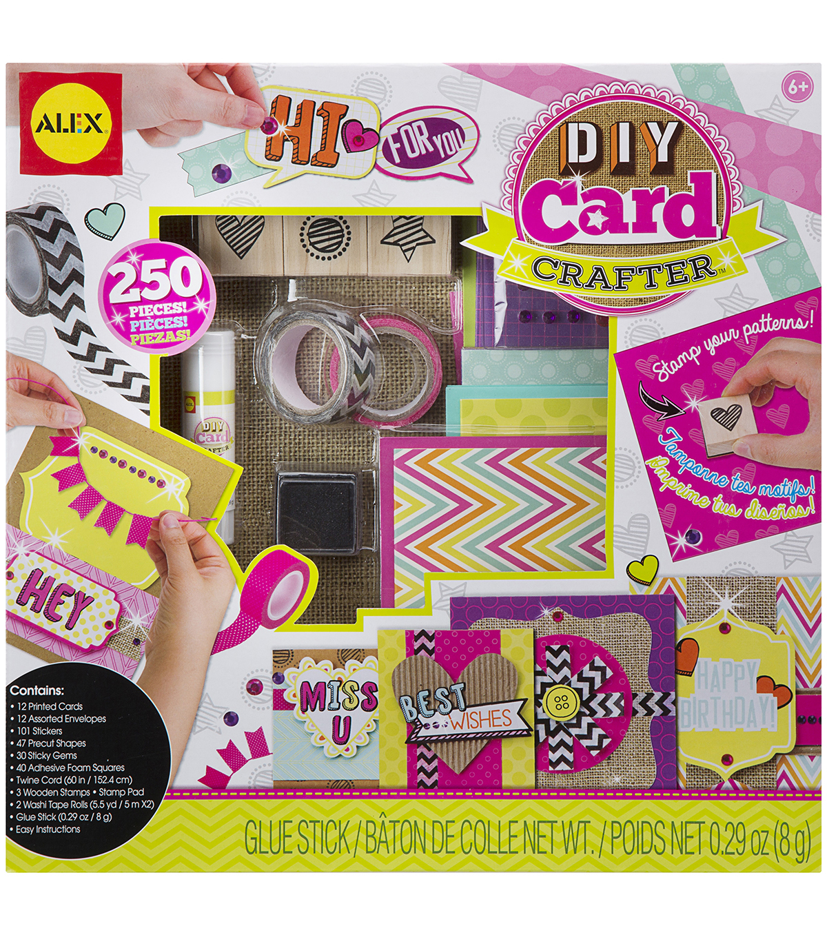 Alex Toys DIY Card Crafter Kit