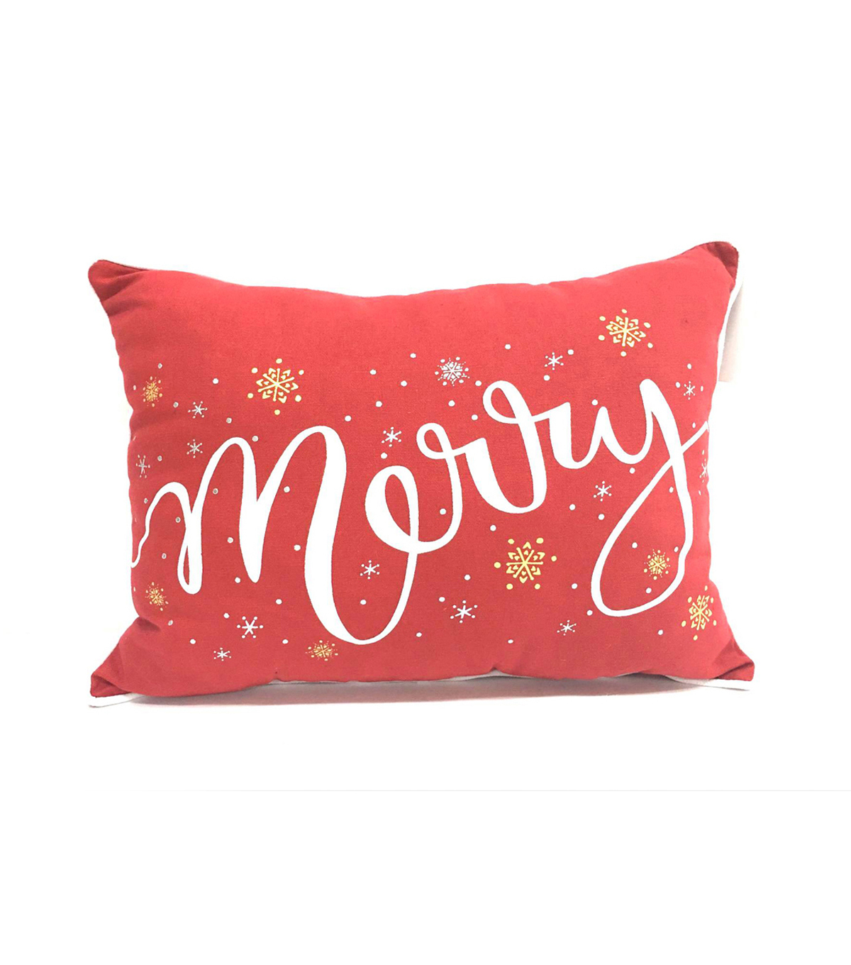 Maker's Holiday Pillow-Merry