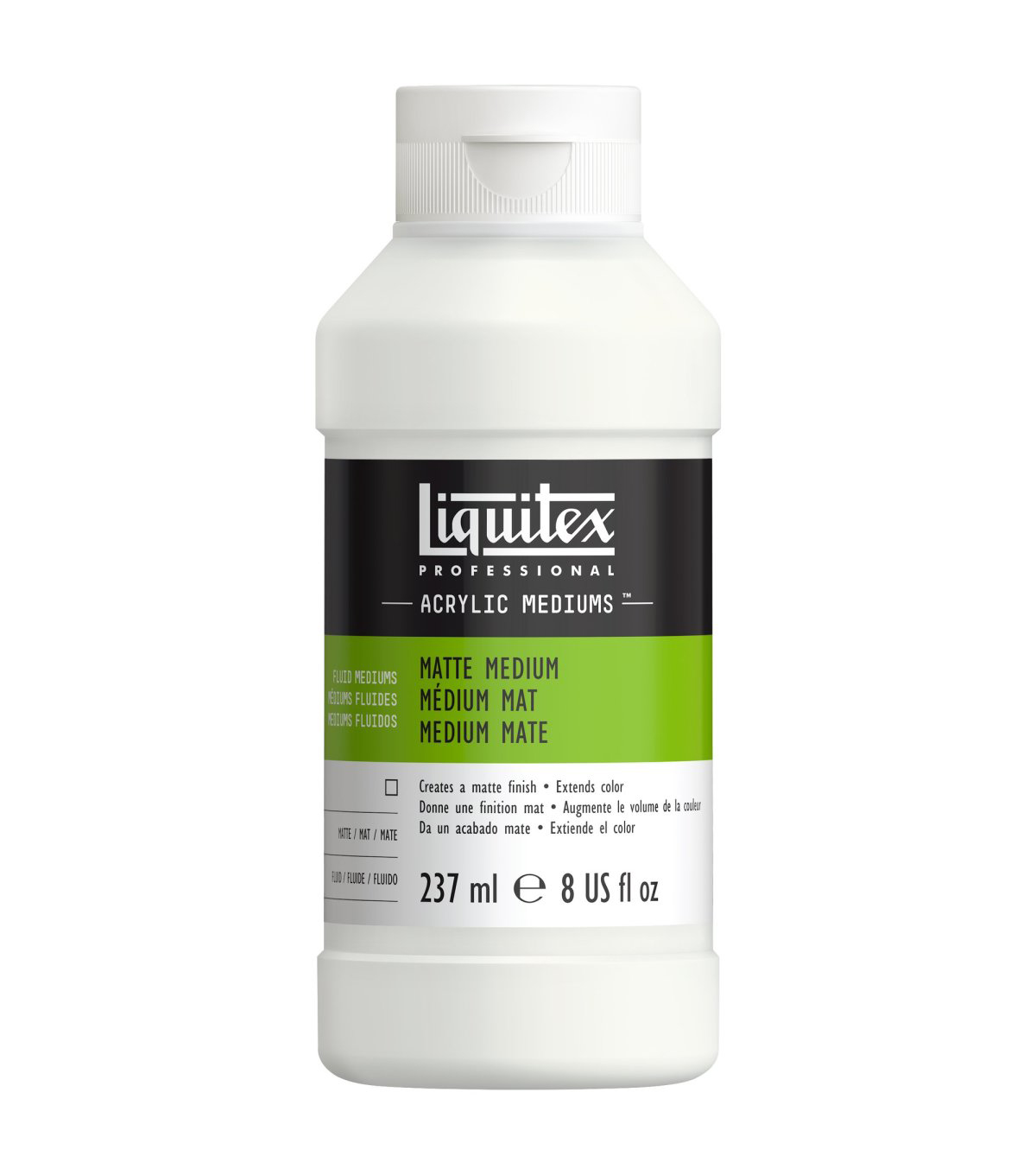 Liquitex Acrylic Matte Medium-8oz