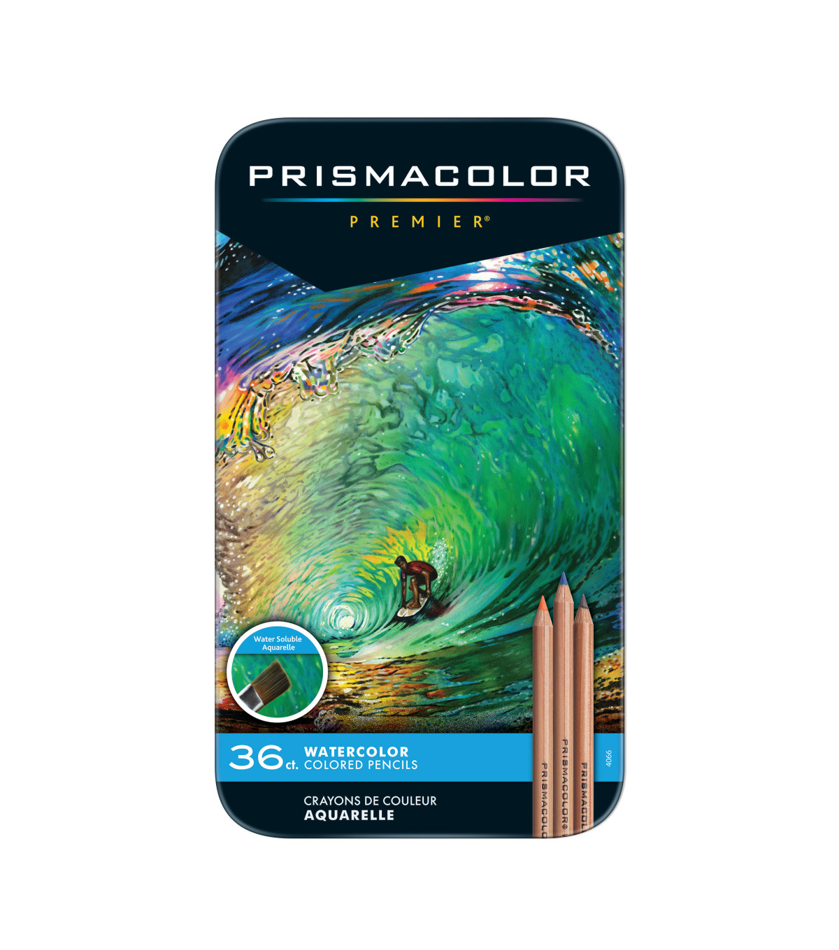 Prismacolor Watercolor Pencils 36/Pkg