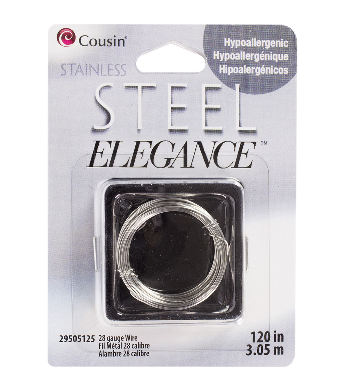 Cousin Corporation Stainless Steel Elegance Wire