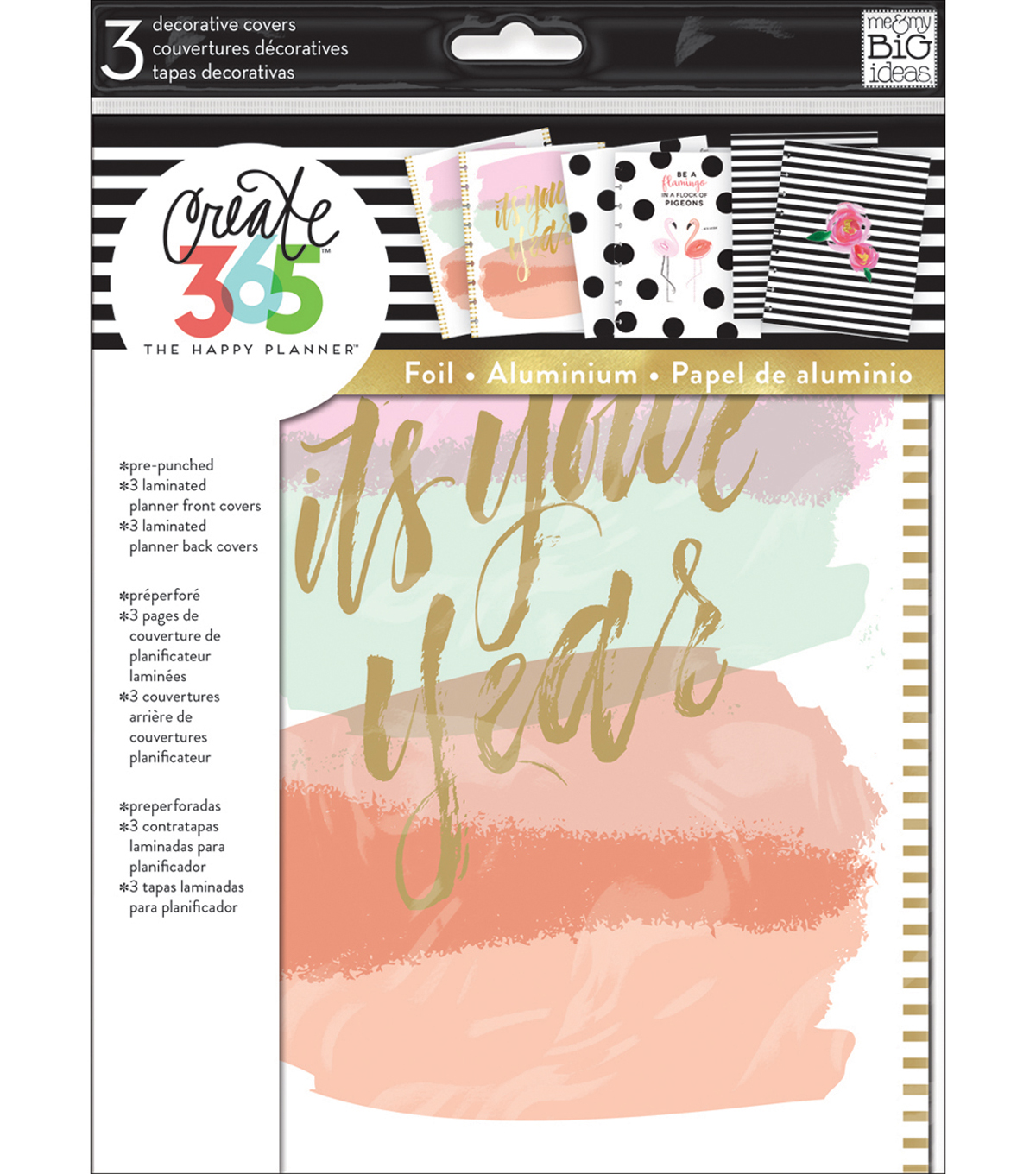 Create 365 Planner Covers-It\u0027s Your Year