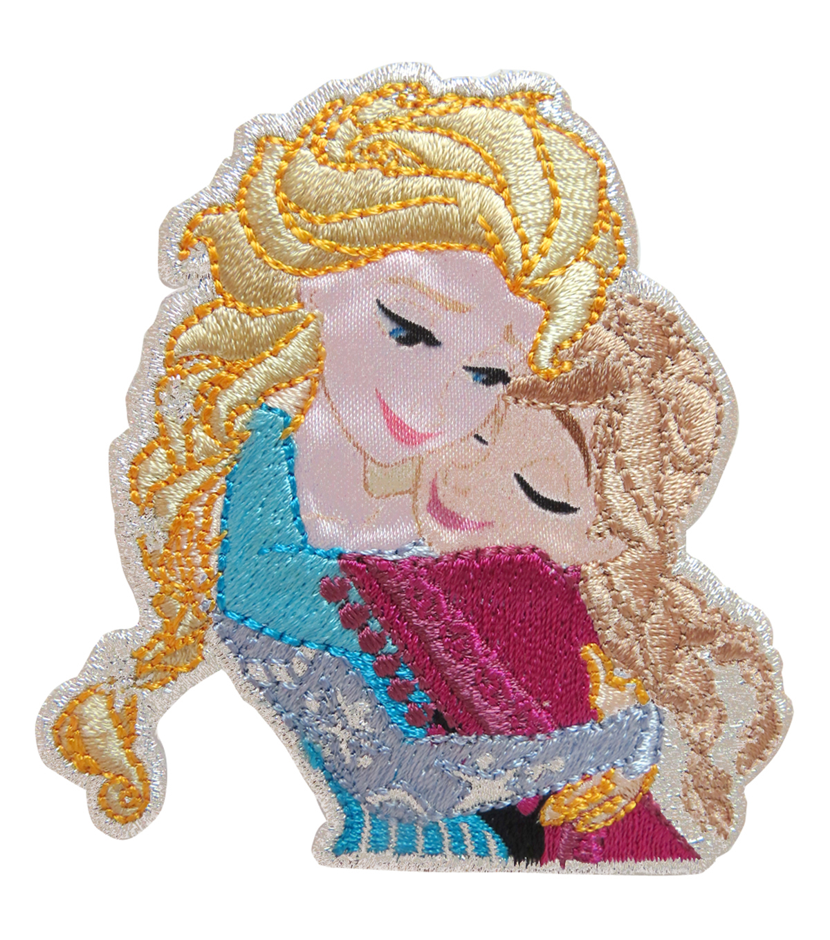 Disney® Sisters Frozen Iron-On Applique