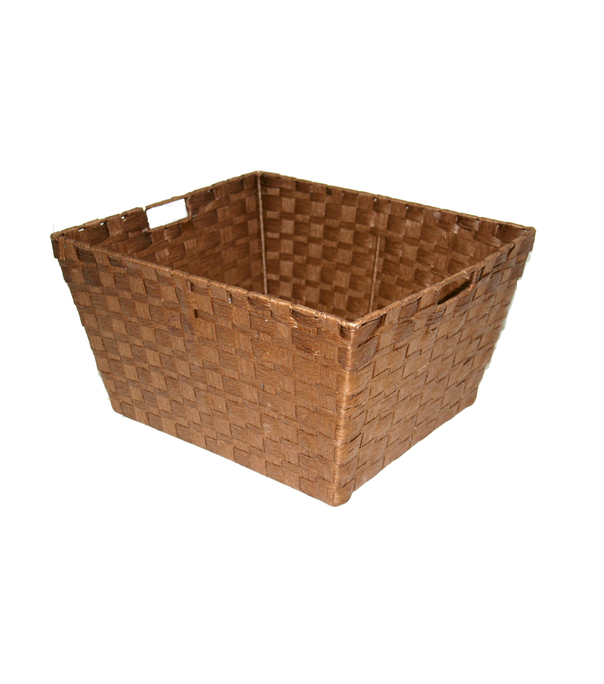Organizing Essentials™ Paper Rope Basket-Brown