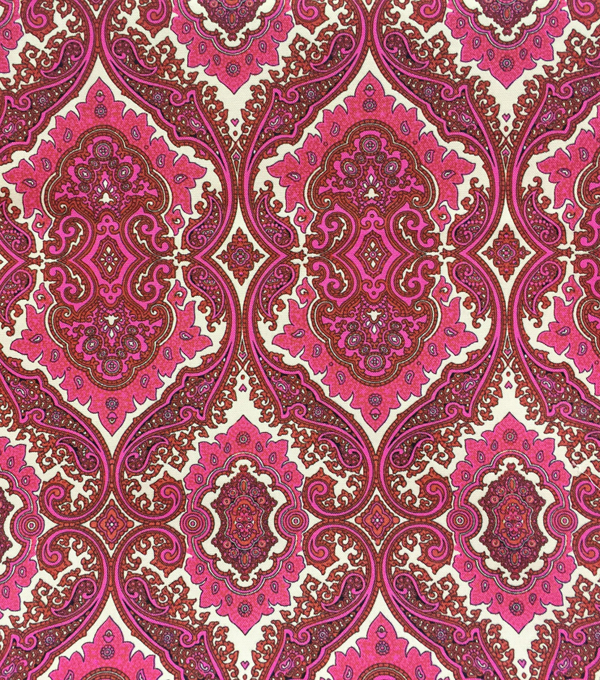 Outdoor Fabric-Sophia Pink
