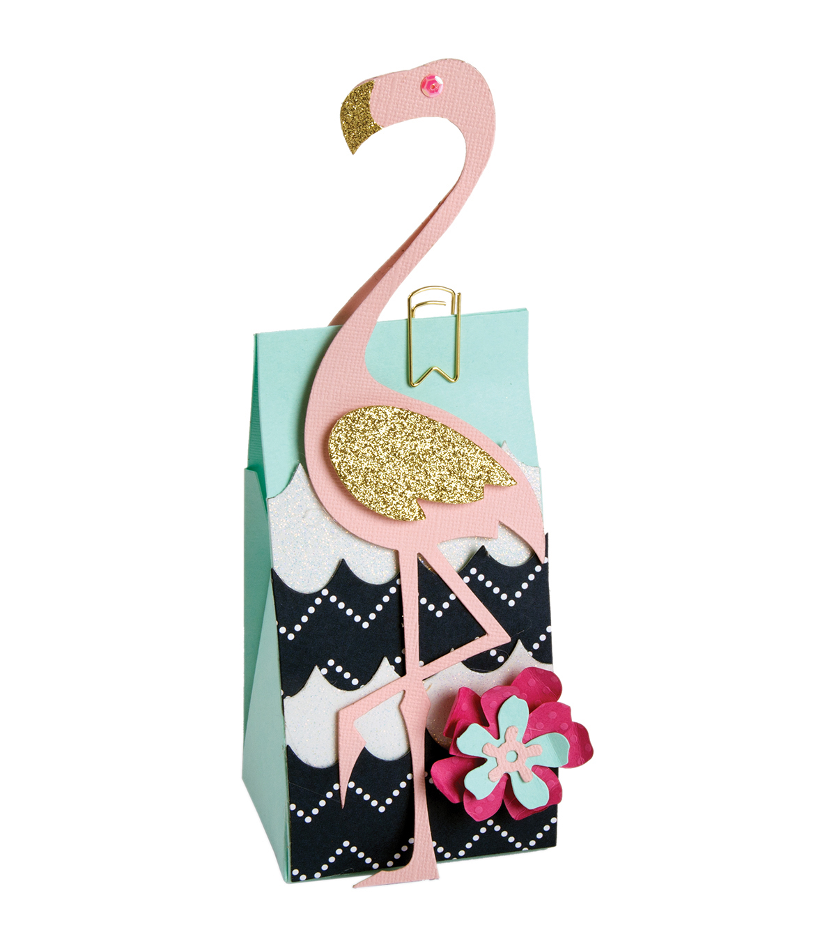 Sizzix Bigz Big Shot Pro Die-Flamingo Bag
