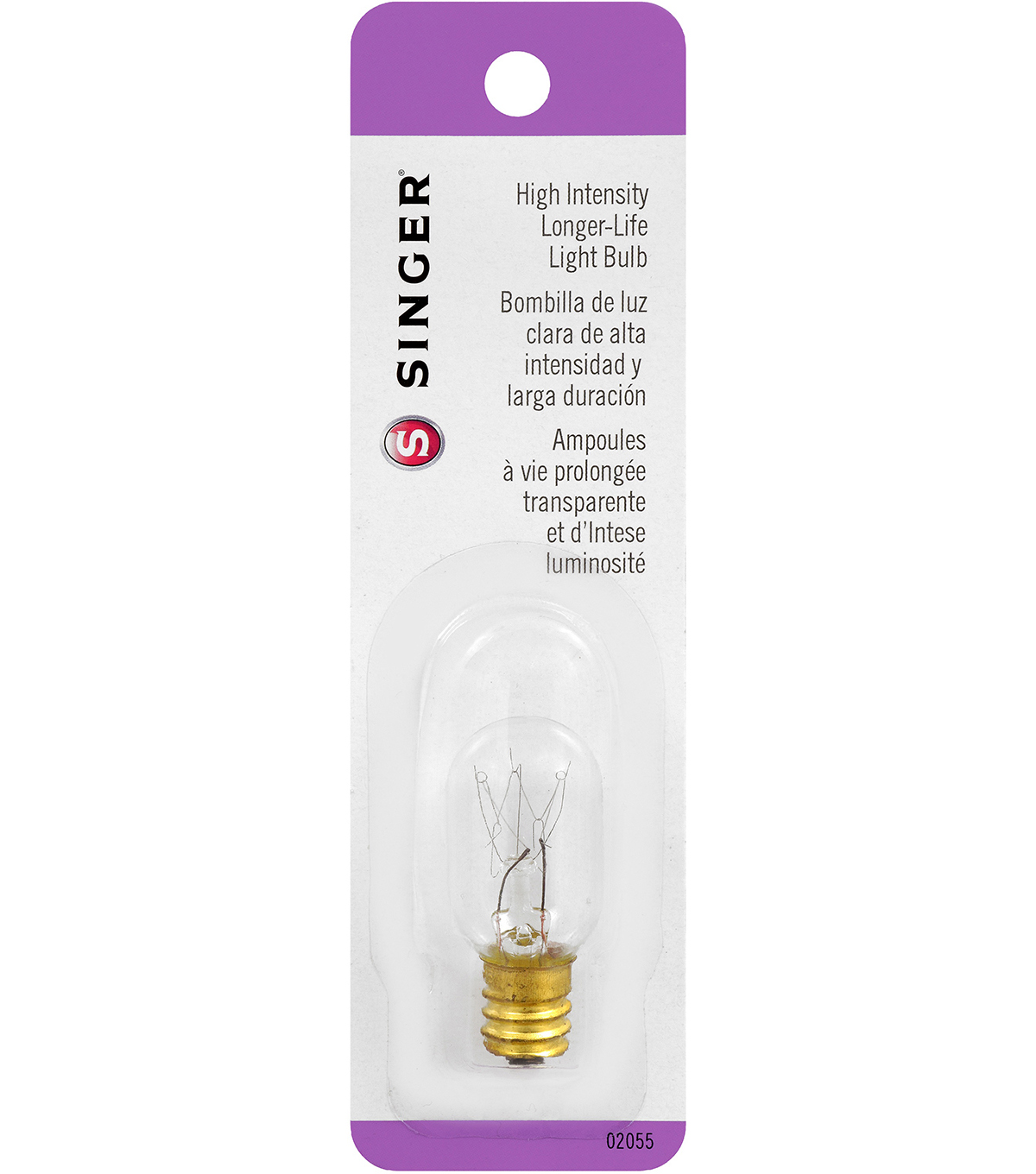 Singer Clear High Intensity Light Bulb
