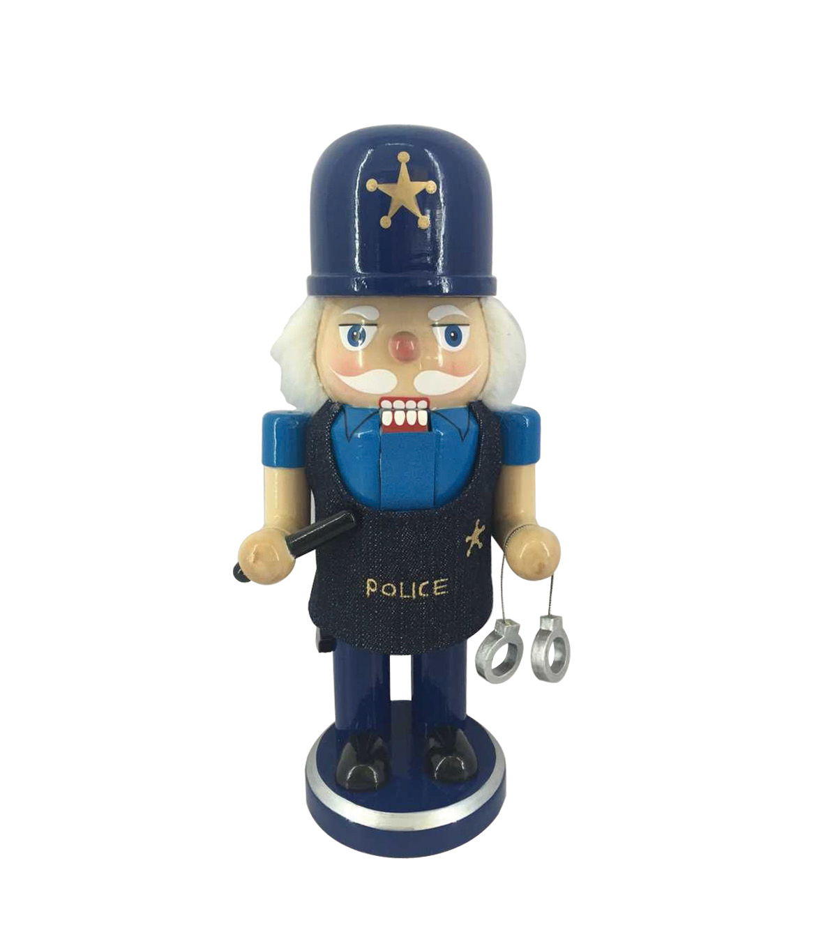 Maker\u0027s Holiday 9\u0027\u0027 Policeman Nutcracker