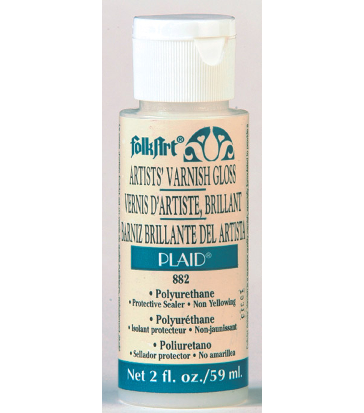 FolkArt Artist Varnish Gloss 2 Oz.