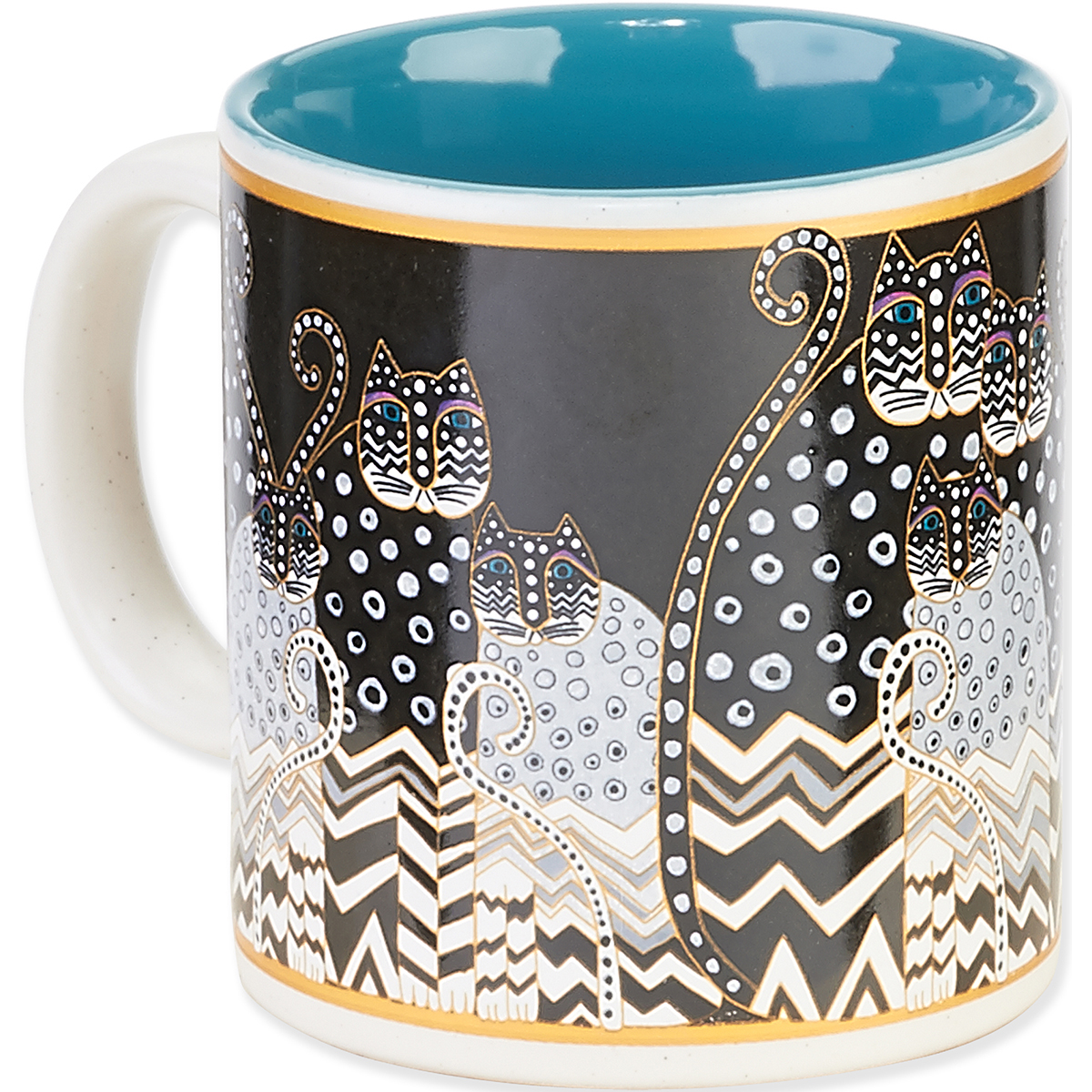 Laurel Burch Gatos Mug