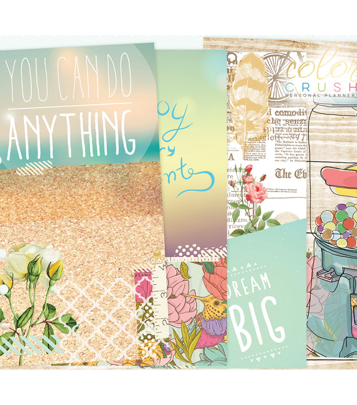 Personal Planner Inserts-Staying Inspired