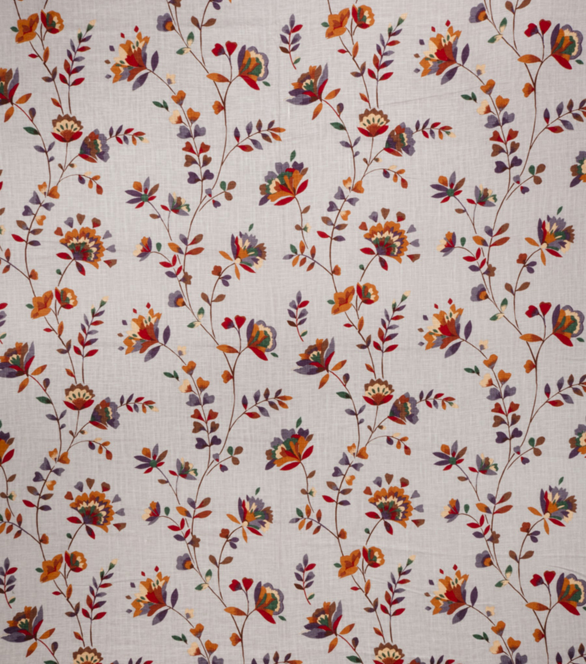 Home Decor 8\u0022x8\u0022 Fabric Swatch-Eaton Square Sheila Cinnamon & Stone