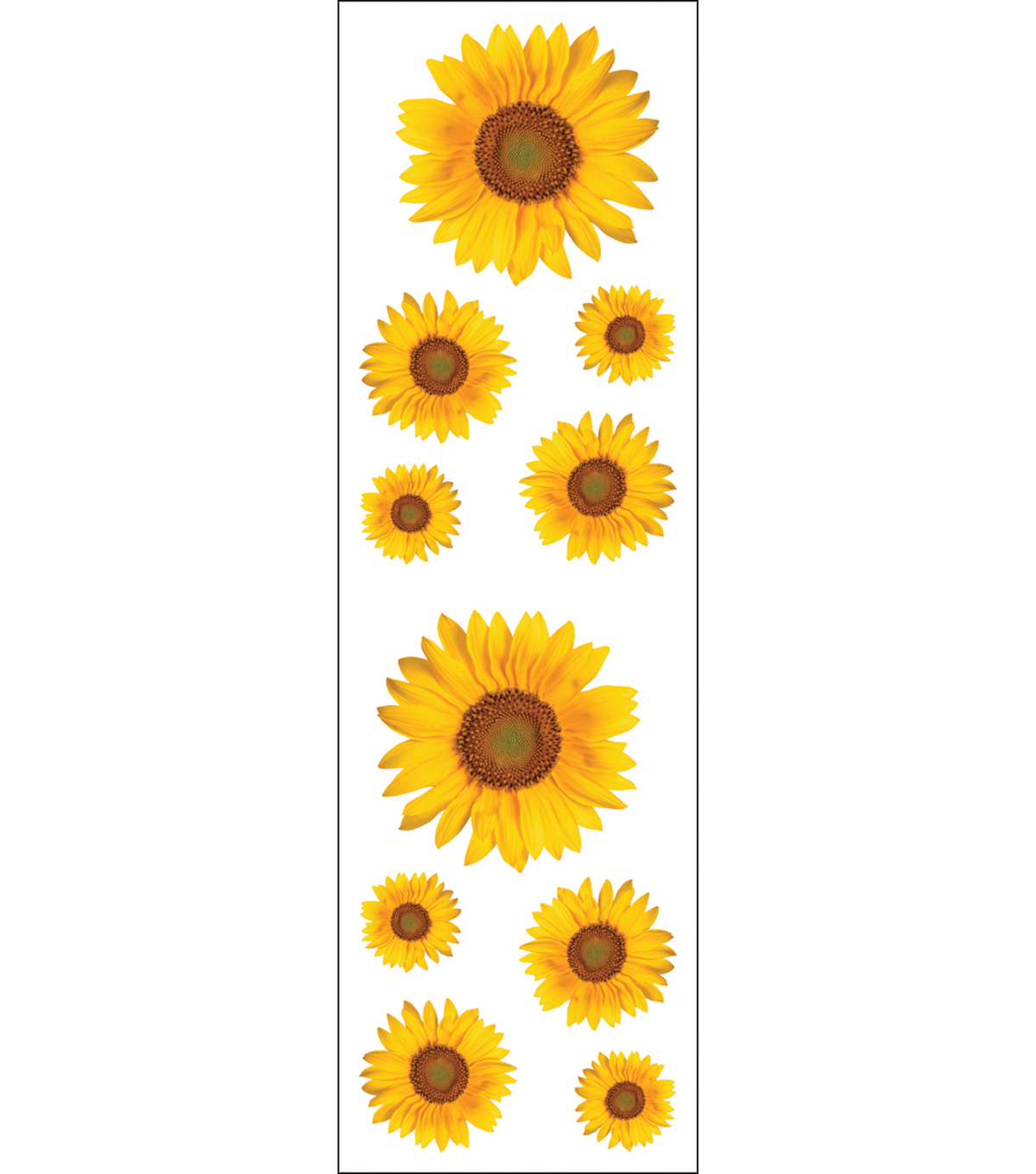 Mrs. Grossman\u0027s Stickers-Sunflowers