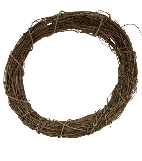 Darice Grapevine Wreath 8""
