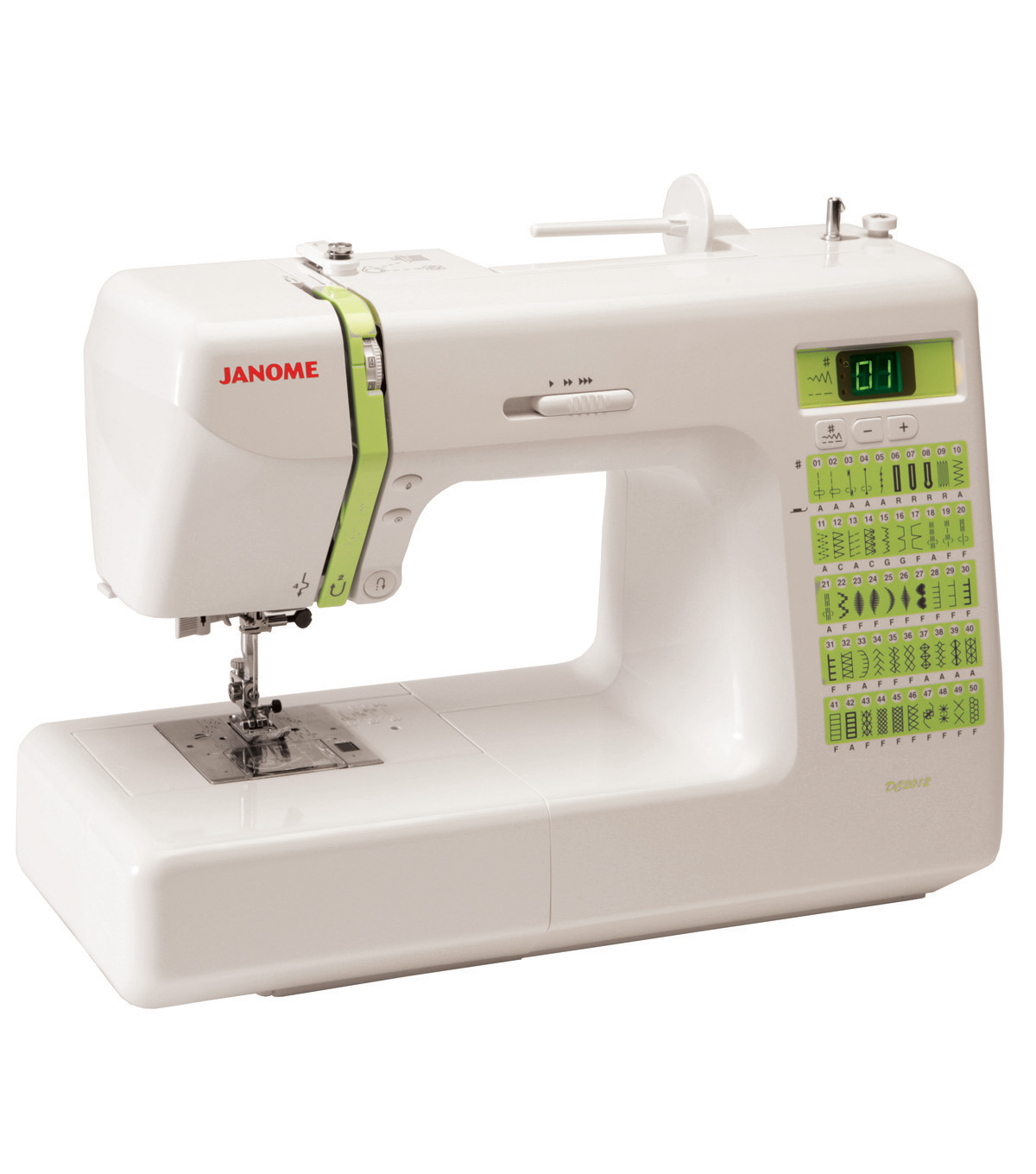 Janome DC2012 Computerized Sewing Machin