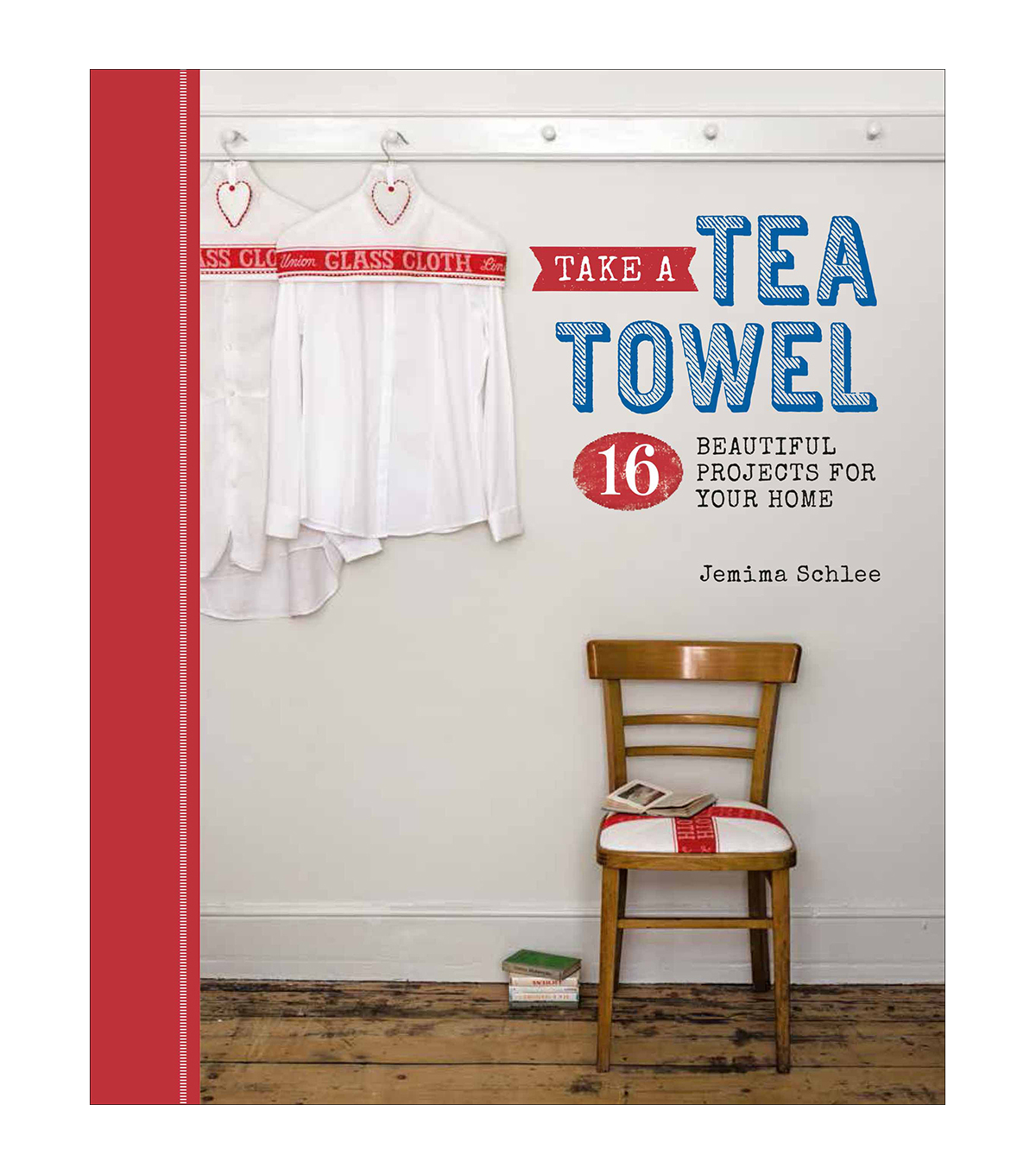 Jemima Schlee Take A Tea Towel Book